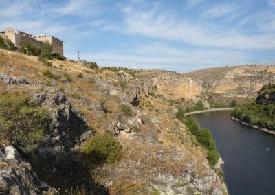 Ermita_de_San_Frutos_y_río_Duratón